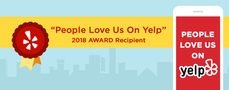 It's official -- People on Yelp love Idyllwild Vacation Cabins !  We just became a 2018 AWARD Recipient on July 23, 2018.